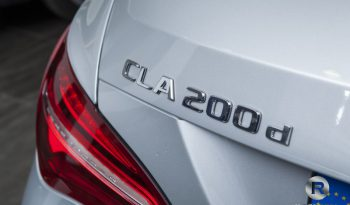Mercedes-Benz Clase CLA 200d Shooting Brake lleno