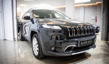 Jeep Cherokee 2.2 CRD 147kW Limited Auto 4×4