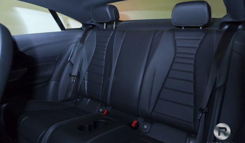 Mercedes-Benz Clase E 220d Coupe lleno