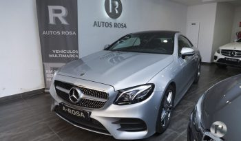 Mercedes-Benz Clase E 220d Coupe