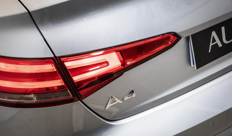 Audi A4 2.0 TDI 110kW 150CV lleno