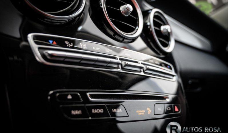 Mercedes-Benz Clase C 220 BlueTEC Avantgarde lleno
