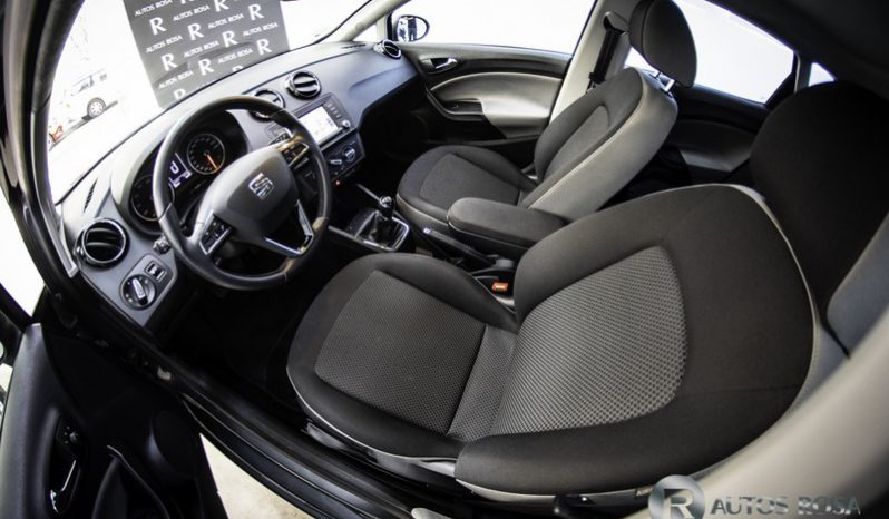 Seat Ibiza 1.2 TSI Style Connect lleno