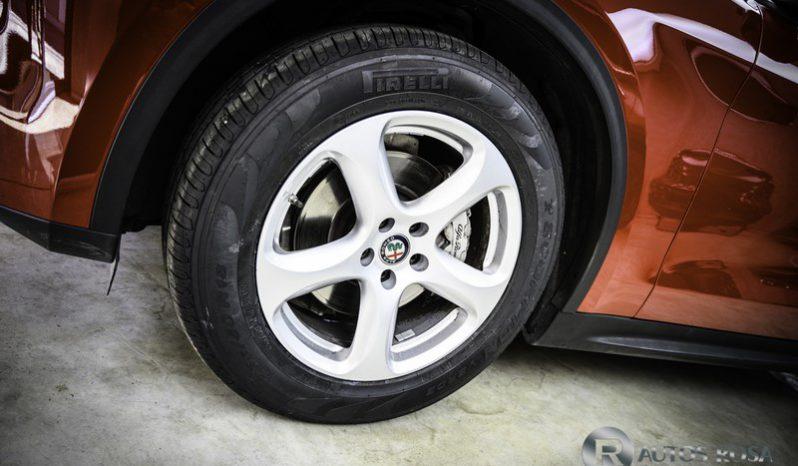 Alfa Romeo Stelvio 2.2 RWD lleno