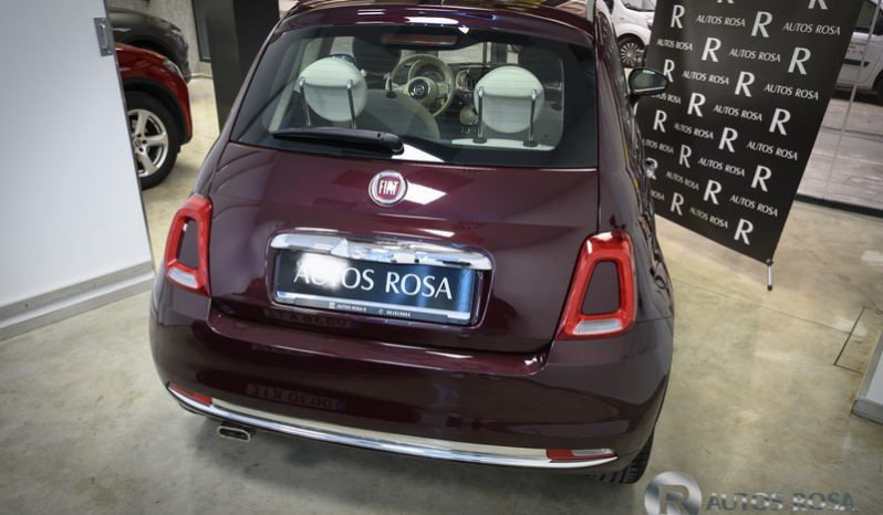 Fiat 500 Lounge 1.2 lleno