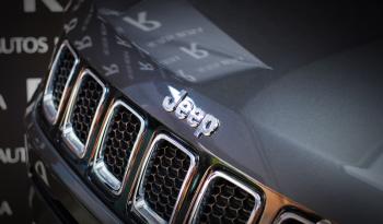 Jeep Compass 2.0 Longitude 4×4 Auto lleno