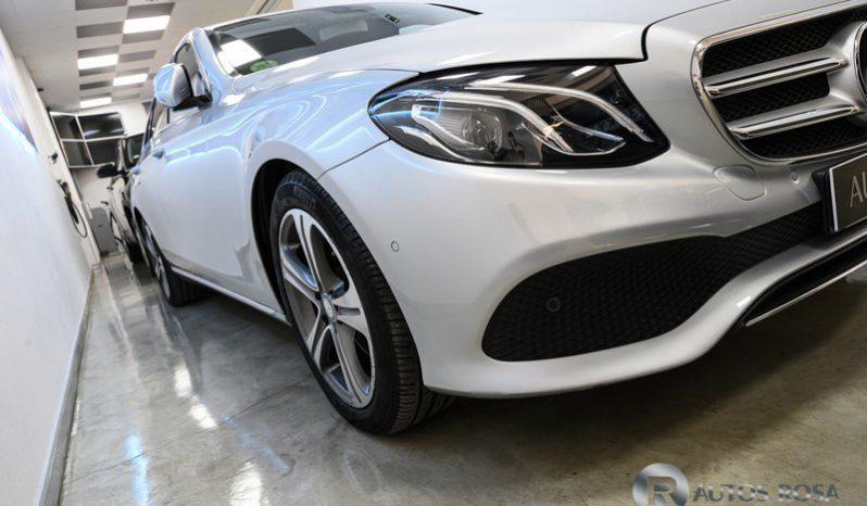 Mercedes-Benz Clase E 220 BlueTEC Avantgarde lleno