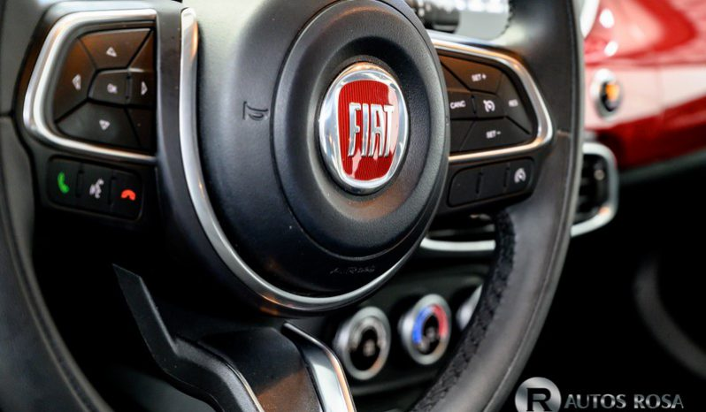 Fiat 500X City Cross 10 Firefly lleno