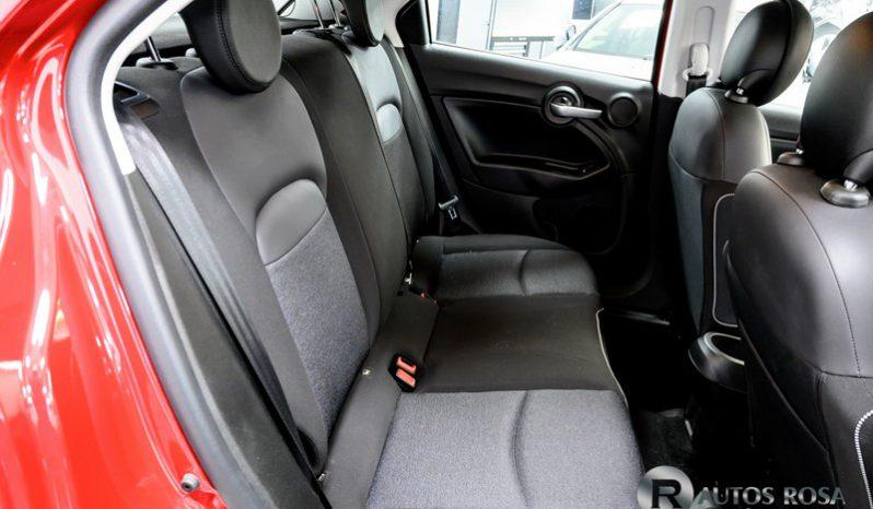 Fiat 500X City Cross 10 Firefly lleno