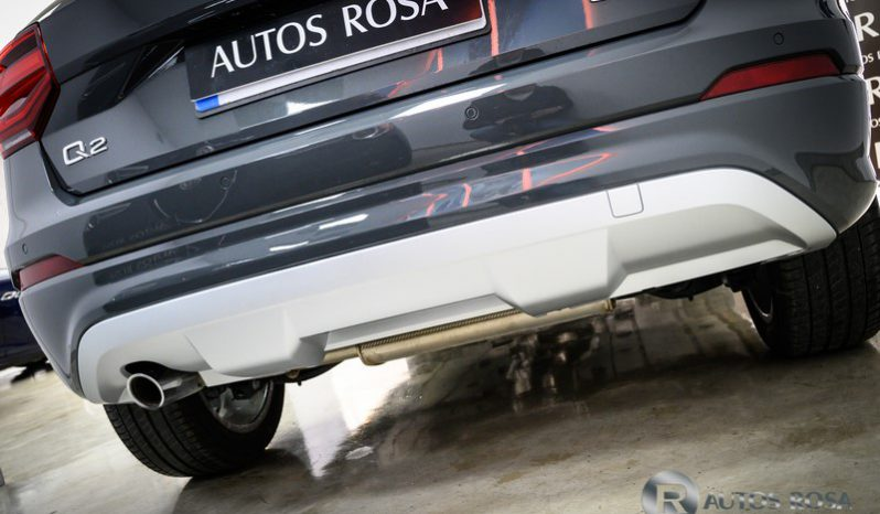 Audi Q2 Sport 30 TDI S tronic lleno