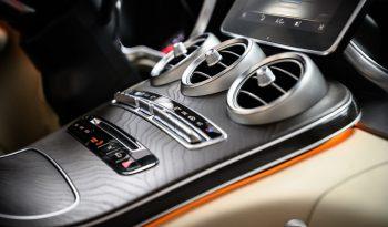 Mercedes-Benz C220d Coupé lleno