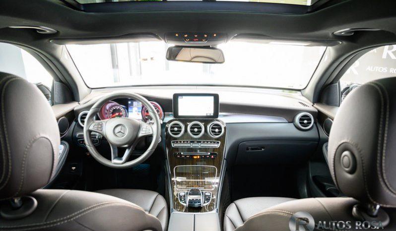 Mercedes-Benz Clase GLC 220d 4MATIC lleno