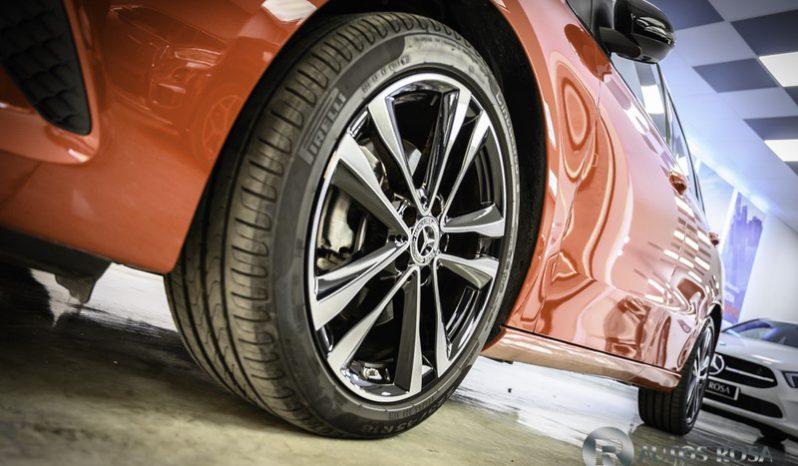 Mercedes-Benz Clase B 180d lleno
