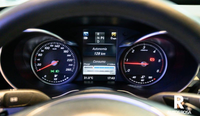Mercedes-Benz Clase C 220d lleno