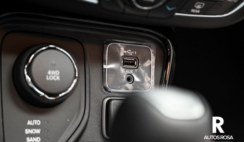 Jeep Compass 2.0 Mjet Limited 4×4 ATX lleno