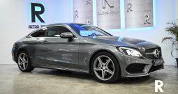 Mercedes-Benz Clase C Coupe 220d AMG Line